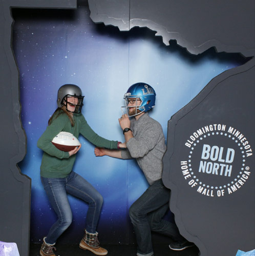 Photo booths for corporate events