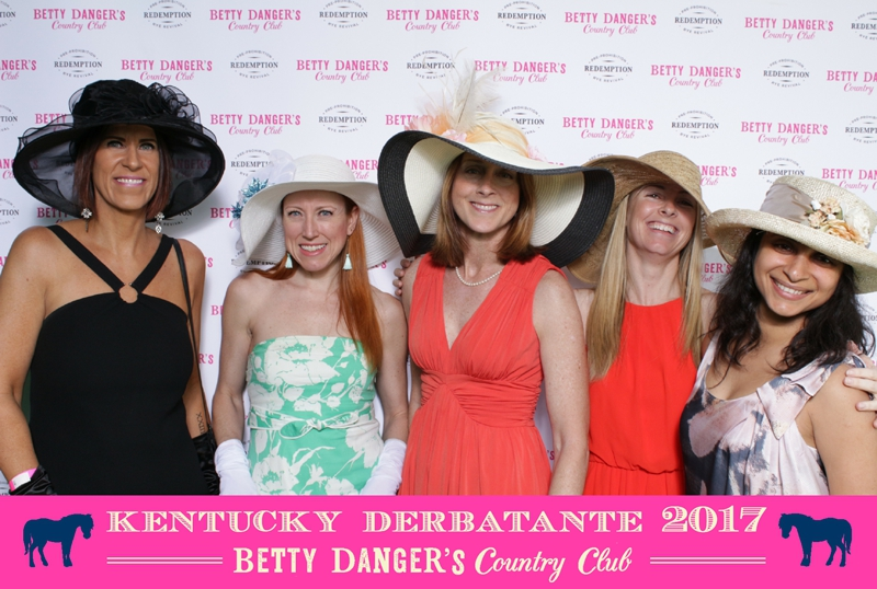 Kentucky Derby Event For Betty Dangers Minneapolis Photo Booth